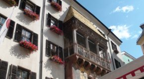 #248 : Visiting the capital of Tyrol