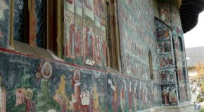 # 236: Visiting the painted and fortified monasteries of Moldavia