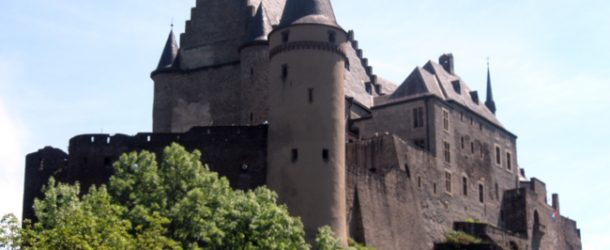 #2 81: Visiting the castles & Burgen of Luxembourg