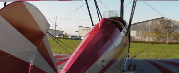 #284 : Se prendre pour le Baron Rouge dans un biplan