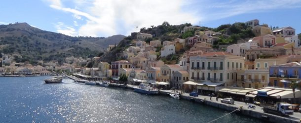 #311 : Explorer l'île grecque des trois Grâces à Symi