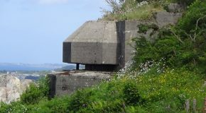 #315: Exploring the blockhouse STP 255 in Cherbourg