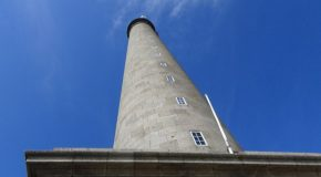 #314: Climbing to the top of the second tallest lighthouse in Europe