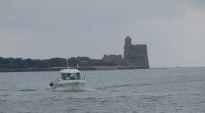 #316 : Visiter la rade de la Hougue, la plus sûre du Royaume