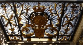 #320 : Visiter les appartements secrets du Roi Soleil