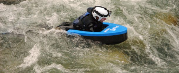 #354: Swimming down the Sesia in Hydrospeed