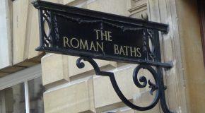 #322: Taking a bath in Bath