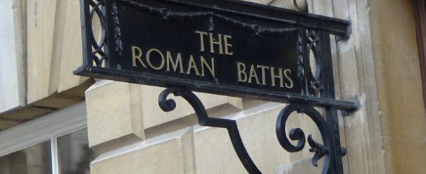 #322 : Prendre un bain romain à Bath