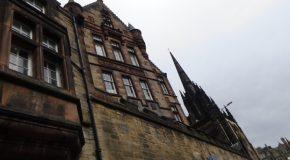 #333 : Visiting Edinburgh, the capital of Scotland