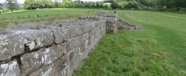 #325: Exploring Hadrian's wall