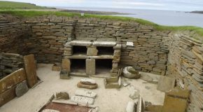 #330: Exploring the Neolithic village of Skara Brae