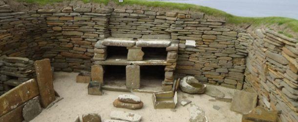 #330: Exploring the Neolithic village of Skara Brae