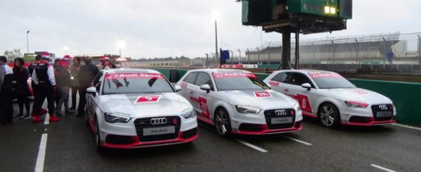 #355 : Courir sur le circuit des 24h du Mans