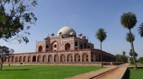 #394 : Visiter la nécropole moghole de Delhi