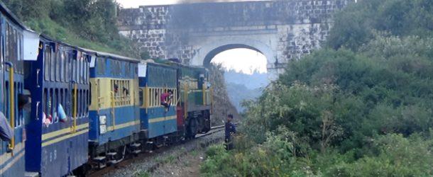 #388 : Taking the Nilgiri Moutain Railway Train in India