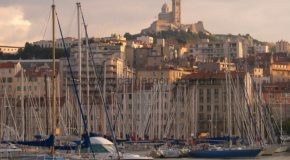 # 90: Drinking a pastis on the Vieux Port in Marseille