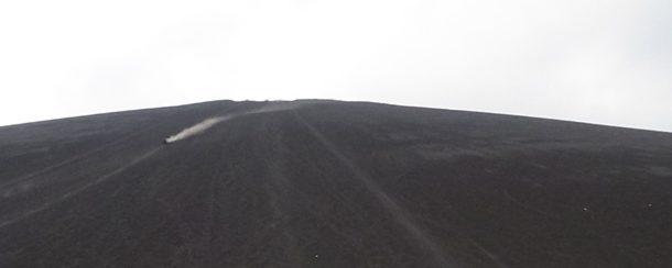 #419 : Slipping down the Cerro Negro in volcano boarding