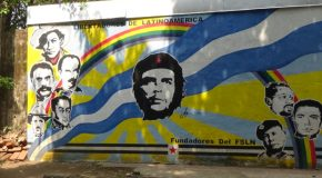 #421 : Following the heroes of the Revolucion Sandinista !