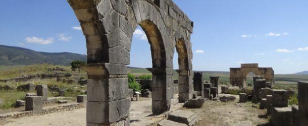 #426 : Marcher dans les pas de Caracalla à Volubilis