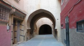 Idea #427 : Exploring the city of Meknes in Morocco