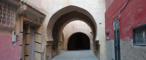 Idea #427 : Exploring the city of Meknes in Morocco