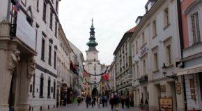 #208 : Se rendre à Bratislava, l'ancienne Presbourg