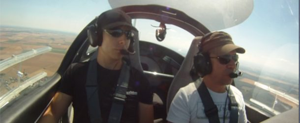 #24 : Piloter un avion monomoteur Aquila