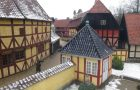 #436 :  Visiting the city museum of Den Gamle By in Aahrus