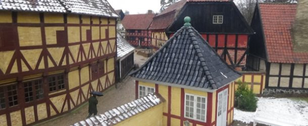 #436 : Visiter la ville musée de Den Gamle By à Aarhus