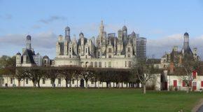 #435 : Rendre visite au roi François Ier à Chambord