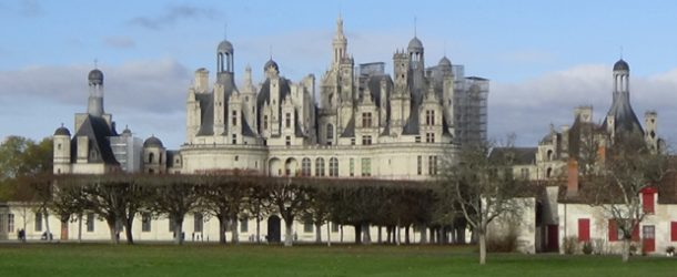 #435 – Visiting the renaissance castle of Chambord