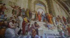#433 : Visiting the Vatican's Museum and the Sixtine Chapel