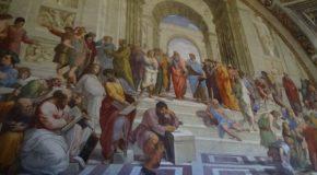#433 : Découvrir les Chambres et la chapelle Sixtine avec Raffaello