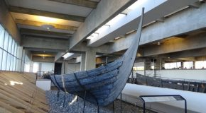 #473 : Visiting the Viking ships museum of Roskilde