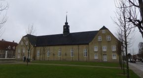 # 438 : Visiting the Moravian Church colony of Christiansfeld