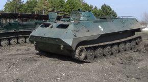 #456 : Conduire un MTLB-U de l'armée russe