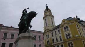 #449 : Visiting the historic city of Pécs in Hungary