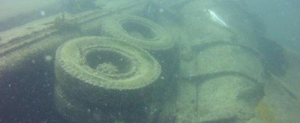 #460 : Plonger sur l'épave du Salvaterria à la Paz