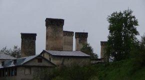 #508 : Explorer les villages à tours de Svanétie en Géorgie