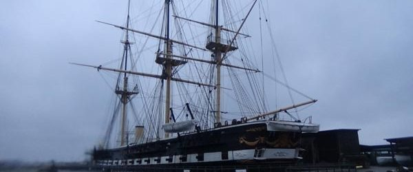 #471 : Getting on the danish Fregate Jylland of 44 guns