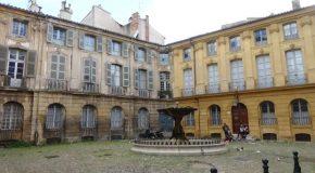 #468 : Rendre visite au Parlement royal de Louis XIV à Aix