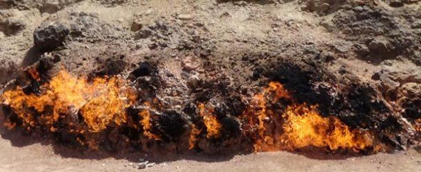 #486 : Observer la colline de feu éternel de Zarathoustra à Atechgah