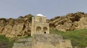 #480 : Exploring the Diri Baba's mausoleum in Azerbaijan