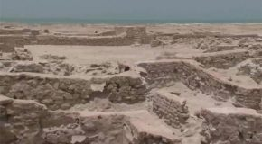 #470 : Visiting the archeological site of Al Zubarah in Qatar