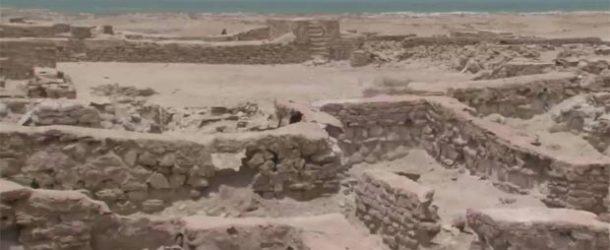 #470 :  Explorer le site de Al Zubarah au Qatar