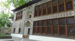 #484 – Visiting the Khans' Palace of Sheki on the Silk Route in Azerbaijan