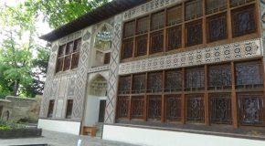 #484 : Visiter le palais des Khans de Sheki