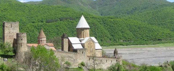 #503 : Explorer la forteresse des ducs d'Aragvi à Ananouri