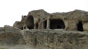 #509 : Explorer le palais troglodytique de la reine Tamar à Ouplistikhé
