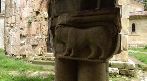 #506 : Voir la tombe du roi David à Ghelati en Géorgie